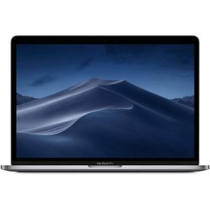 """Apple MacBook Pro With Touch Bar 13.3"""" - Core I5, 1.4Ghz - 8GB RAM/128GB SSD ROM - Mac OS 2019 - Grey"""