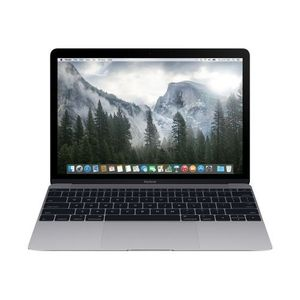 Apple Macbook 12-Inch Laptop With Retina Display (Space Gray, 512 GB) 1.2GHZ 8GB