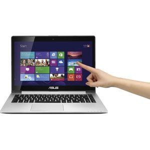 Asus VivoBook S400CA Intel Core i3-1.4GHz (4GB, 500GB HDD) 14-Inch Windows 8 Laptop