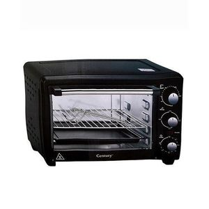Century 20 Litre MICROWAVE-OVEN QUALITY AND STRONG WITH ELECTRIC OVEN COV-8320-A- Black