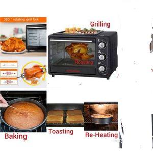 Eurosonic 20 Litre-Bake+Grilling Oven