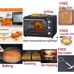 Eurosonic Microwave With Grill 20 Ltrs