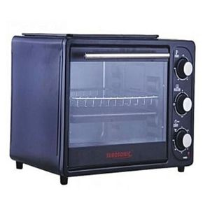 Eurosonic Microwave Electric Oven 20L Grilliing Stainless Steel