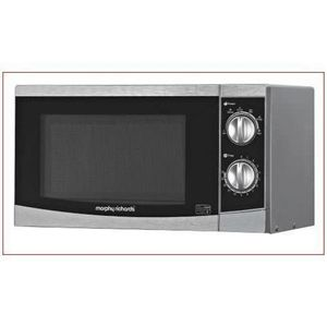 Haier Thermocool Microwave SOLO BLK SMH207ZSB-P