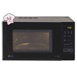 LG Microwave Oven LG 20Liters MS2044 DMB Strong Quality -Black