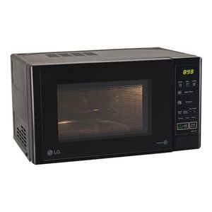 LG 20L Solo Countertop Microwave Oven - MH2044DB