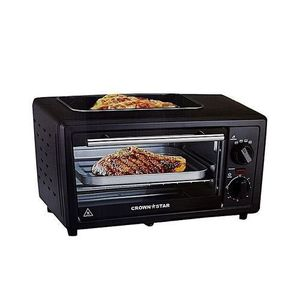Master Chef MASTERCHEF/CROWNSTAR Electric Oven+Baking+Grilling - 11Ltr