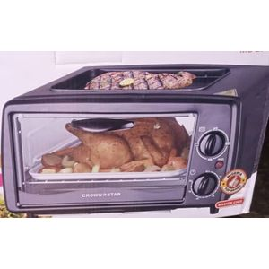 Master Chef Electric Oven - 11Ltr