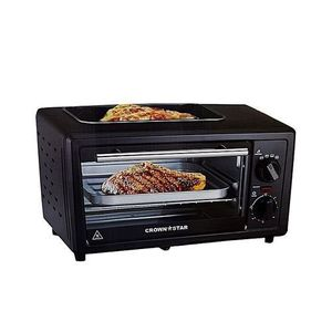 Master Chef Oven +Baking + Grilling 11 Liters