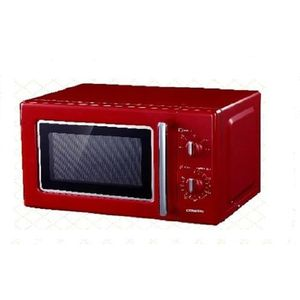Midea 20 Litre MM720CE6-MP Microwave Oven - Red