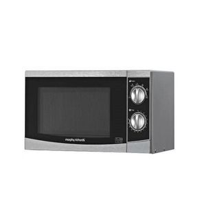 Morphy Richards Accents 20L Colour Collection Digital Solo Microwave - Black
