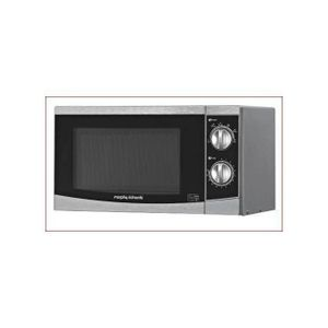 Morphy Richards Manual Solo Microwave Oven_20L 800W