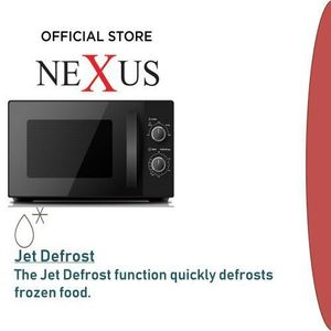 Nexus ELECTRIC OVEN STAINLESS STEEL - NX-921SS