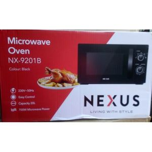 Nexus ELECTRIC OVEN STAINLESS STEEL - NX-936SS