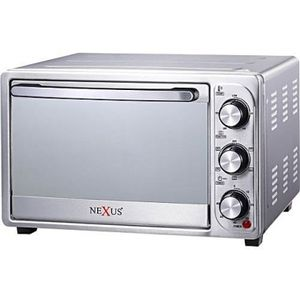 Nexus Home Office Kitchen Microwave With Grill- 20 Litre