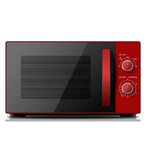 Nexus 20L Microwave Oven - Red