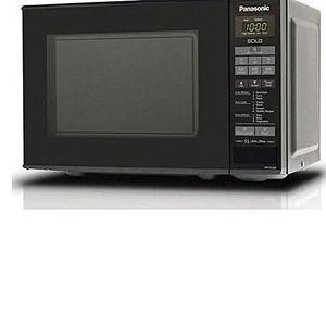 Panasonic Solo Microwave Oven Black - NN-ST266B
