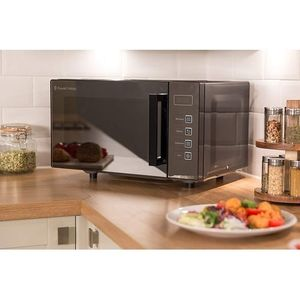 Russell Hobbs Intuitive Family Size Easi Flatbed Digital Solo Microwave Oven - 800W