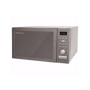 Russell Hobbs Stylish Family Size Digital Solo Microwave Oven - 23L,  800W