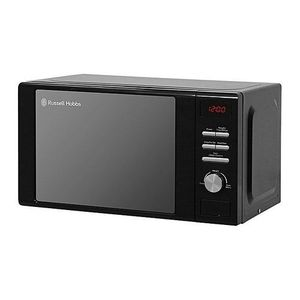 Russell Hobbs Digital Microwave Oven + Grill - 20L - Stainless Steel
