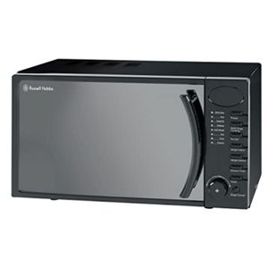 Russell Hobbs 17L Digital Solo Microwave Oven - 700W - Black