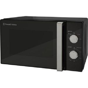 Russell Hobbs Powerful 20-Litre Solo Microwave - Black