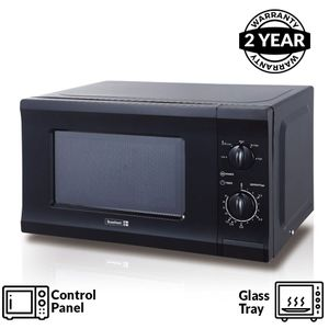 Scanfrost SF22-MG Grill Microwave Oven - Black