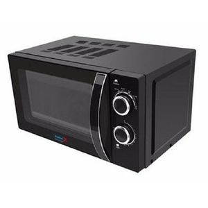 Scanfrost 20 Litres Microwave Oven - Black