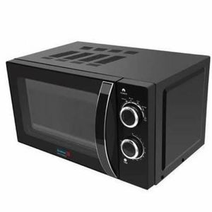 Scanfrost Grill Microwave Oven - Silver