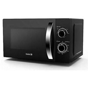 Scanfrost Solo 20 Litre Microwave Oven -Black