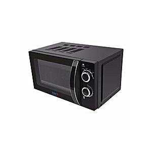 Scanfrost 20 Litres Microwave Oven – Black