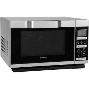 Sharp 20L Solo Microwave -R270WM White