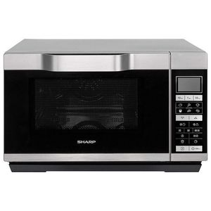 Sharp 43-Litres 1100W Solo Microwave Oven,