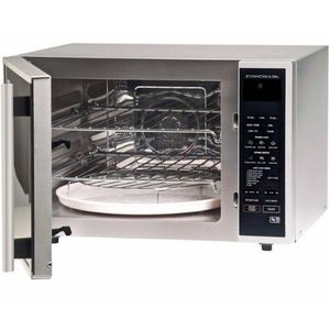 Sharp 23 Litre Flatbed Touch Control Digital Microwave With Grill R760SLM