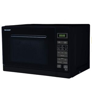 Sharp 25 Litre Solo Digital Microwave Oven With Touch Control