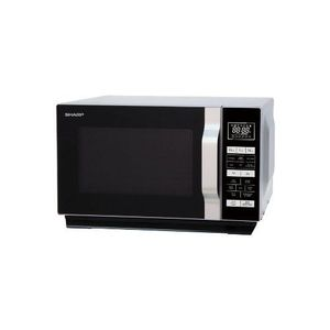 Sharp Versatile 25L Combination Grill Microwave Oven - Convection Cooking + Gift