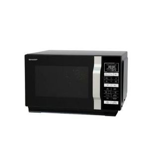 Sharp Family Size 25L Flatbed Convection Microwave Oven & Grill - 900W