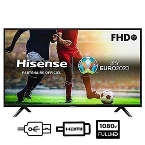 Hisense 65 Inch 4K Smart TV  With Netflix And One Year Warranty