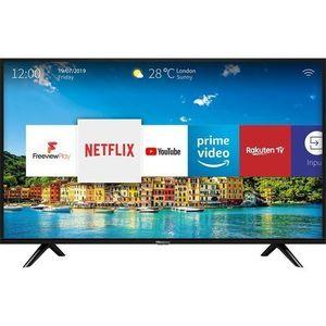 Hisense 32'' Inch LED Full HD Smart TV (Netflix + YouTube) + 1 Year Warranty