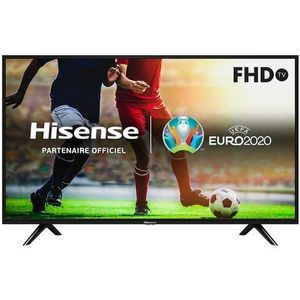 "Hisense 43""'FULL HD LED TV + WALL BRACKET-"