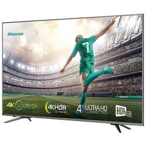 Hisense 55'' Inch Smart UHD 4K TV+DSTV Now APP