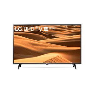 """LG 50""""UHD, 4K Smart, Satellite, AV, 3 HDMI, 2 USB, Magic Remote"""