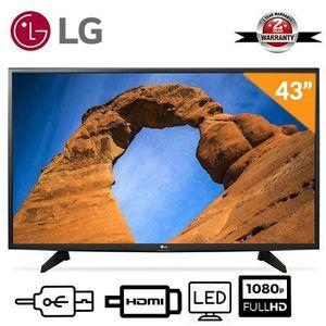 LG 32 Inches TV + Wall Bracket (24 Months Warranty)