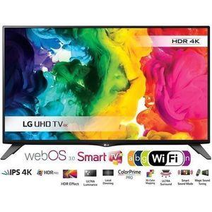 """LG 50"""" UHD 4K Smart Satellite Television W/ AI ThinQ - 50UM7340"""