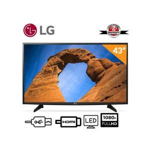 LG 32″ FULL High Definition 1080p SMART LED TV With Satellite