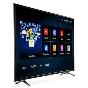"Polystar 4K DLED 75"" TV ULTRA HD SMART TV"