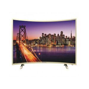 Polystar 65 Inch Curved UHD 4K Smart TV