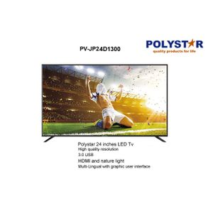 Polystar 65'' Inches Smart 4k UHD Curved TV