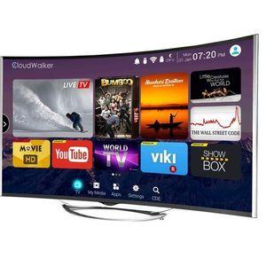 Polystar 32'' Ultra-Slim Smart HD LED Television + Free Guard