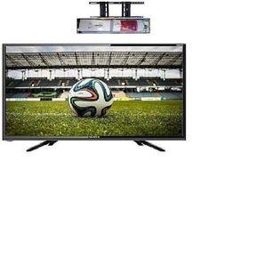 "Polystar 55"" SMART LED TV + Free Wall Mount"
